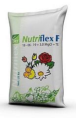 Нутрифлекс-F  (18-06-19+3MgO+4,1S+МЕ) - для цветов