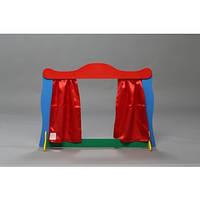 Кукольный театр - ширма для детского сада настольная