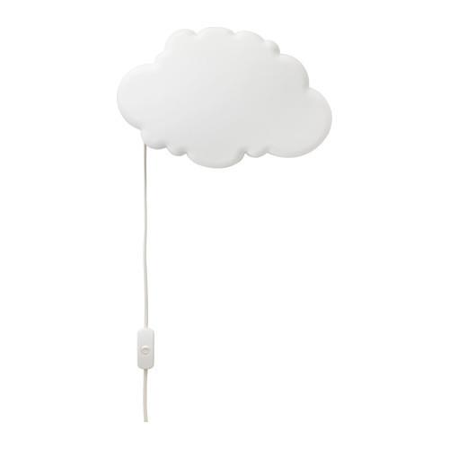 """IKEA """"ДРЁМСЮН"""" Бра, белый"""