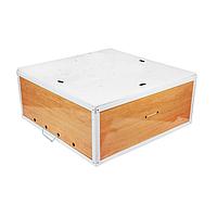 Инкубатор бытовой для яиц Курочка Ряба ИБ-120 с вентилятором, ламповый, автоматический, цифровой