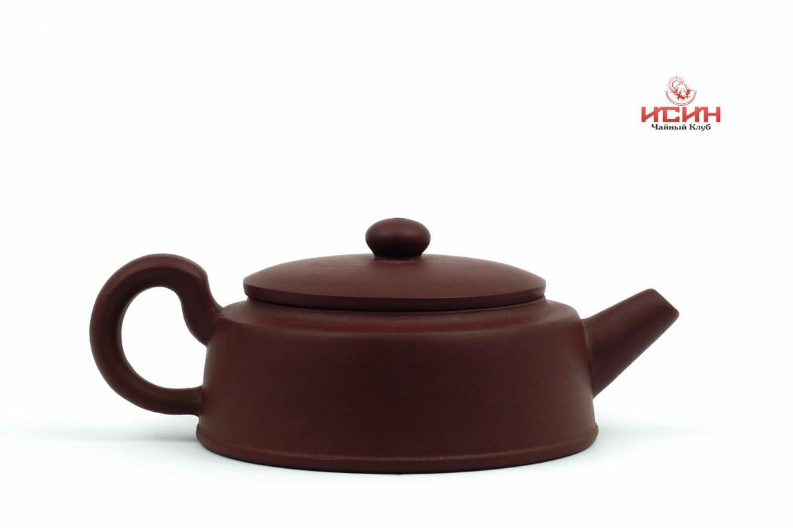 Чайник, исинская глина №18, 170 мл