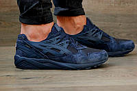 "Мужские кроссовки ASICS GEL-KAYANO TRAINER GORE-TEX ""NAVY BLUE"""
