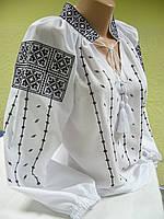 Блуза женская с вышивкой БЖ 27-16/09