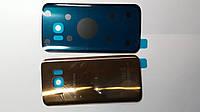 Крышка  задняя  Samsung G930F, Galaxy S7 золотая original.