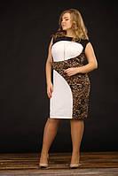 Женское Платье Переплет (замена лео) (48-72)