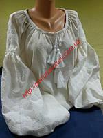 Блуза женская с вышивкой БЖ 158-16/05