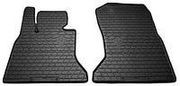 Резиновые передние коврики для BMW 5 (F10) 2010- (Design 2016) (STINGRAY)
