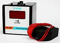 Цифровой амперметр 200 А панельный щитовой 72х72 мм электронный цена переменного купить шкаф електронний