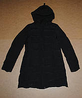 Zara BASIC DOWN jacket пуховая парка куртка