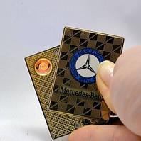 Электроимпульсная USB зажигалка Mercedes-Benz