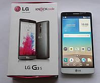 LG G3s Dual D724 White Оригинал! UA