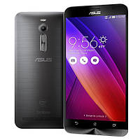 "Смартфон  ASUS ZenFone 2 ZE551ML 16 Gb Grey 5.5"" IPS Full HD 1920х1080 Intel Atom Z3560 1.8 ГГц"