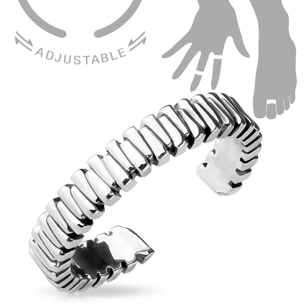 Безразмерное кольцо на фалангу