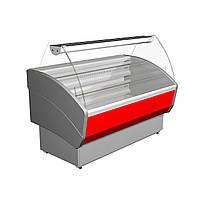 Морозильная витрина ВХСн-1.5 Полюс эко (холодильная)