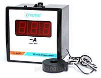 Цифровой амперметр 60а панельный щитовой 96х96 мм электронный цена переменного купить шкаф електронний