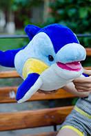 Забавная мягкая игрушка 63 см в виде дельфина Фенси