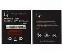 Оригинальная батарея Fly iQ451 Vista (BL4257)