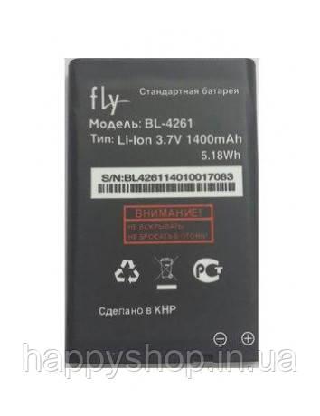 Оригинальная батарея Fly DS128 (BL4261), фото 2