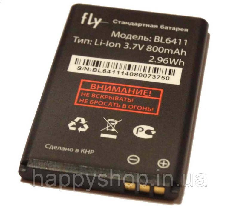 Оригинальная батарея Fly DS107D (BL6411)