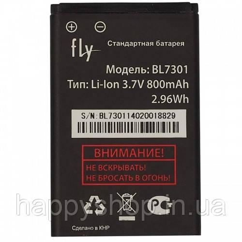 Оригинальная батарея Fly TS91 (BL7301)