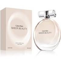 """Calvin Klein """"Sheer Beauty"""" edt 100 мл (Люкс) Женская парфюмерия"""