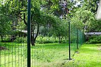 ПОРЕЗКА ОТ 0,5м. Рулоны ограждения  ЗАГРАДА КЛАССИК +ПВХ 1.5м 50х100мм