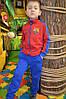 Яркие детские спортивные костюмы для мальчиков от производителя на весну