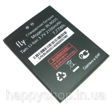 Оригинальная батарея Fly iQ4512 EVO Chic 4 (BL8005), фото 2