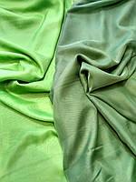 Шифоны зеленых оттенков