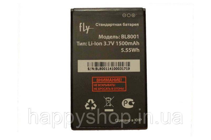 Оригинальная батарея Fly iQ436 ERA Nano 3 (BL8001)