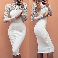 Стильное женское платье по фигуре