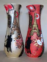 Высокая напольная ваза Париж купить оптом