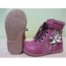Ботинки для девочек демисезонные