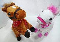 Интерактивная лошадка,  работающая  от хлопка
