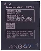 Аккумулятор, батарея Lenovo A355E BL237 1300Ah АКБ
