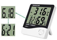 Измерители температуры и влажности