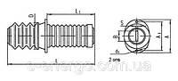 Изолятор ИП-10/630-7,5(без шины)