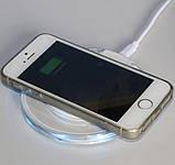 Безпровідний зарядний для смартфонів 5V 1А, фото 2