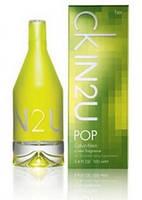 """Calvin Klein """"Ck In2U Pop Her"""" edt 100 ml Женская парфюмерия"""