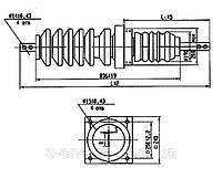 Изолятор ИП-35/400-7,5 УХЛ1