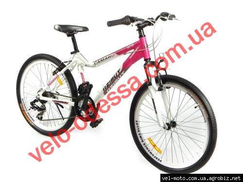 Горный  велосипед Azimut Camaro Girls 24дюймов 15 рама