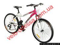 Горный  велосипед Azimut Camaro Girls 24дюймов 15 рама, фото 1