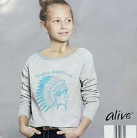 Отличный модный реглан для Вашей девочки Alive Германия 152 рост, фото 1