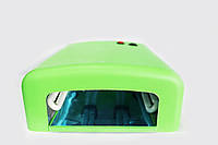 УФ-лампа для маникюра и педикюра 36 Вт с таймером 120 сек 818