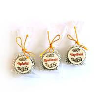 Шоколадные подарки. Конфеты с комплиментами женщине, фото 1