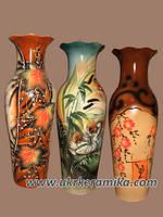 Напольные классические вазы, классические формы ваз купить в Украине