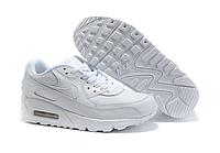 Кроссовки Найк Air Max 90 белые