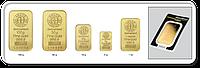 Обмен лома Золота на Слитки или Аффинаж
