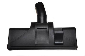Щетка ковровая Ø-32 одна клавиша, закрытые колесики
