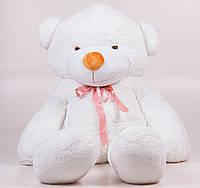 Плюшевый медведь Тедди 200 см Белый